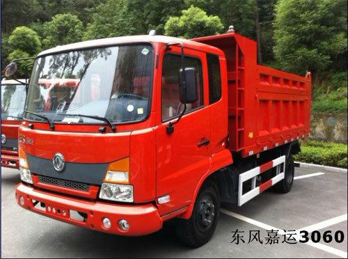 内蒙古北方重工东风佳运DFL3060B自卸车