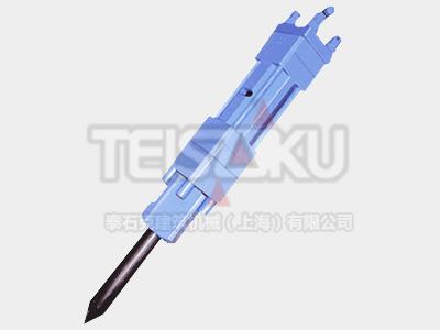 泰石克AB系列气压破碎器高清图 - 外观
