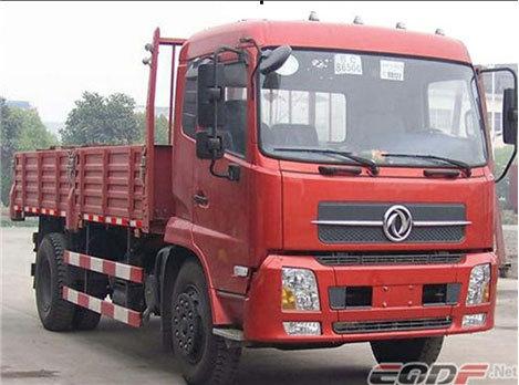 内蒙古北方重工东风天锦DFL1120B15吨自卸车