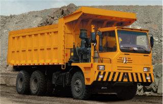 内蒙古北方重工北奔宽体自卸车矿用自卸车