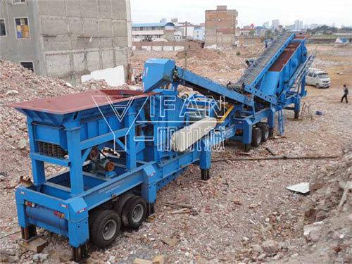 一帆机械建筑垃圾分类