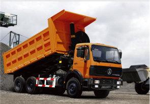 内蒙古北方重工ND3252B38型矿用自卸车