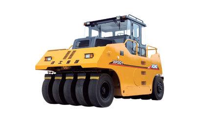 徐工XP301轮胎压路机