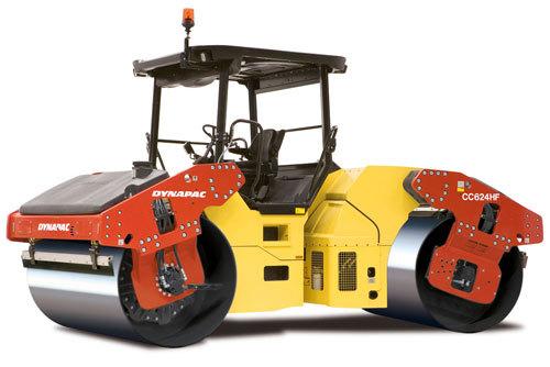 戴纳派克CC624HF双钢轮压路机