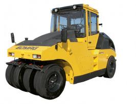 寶馬格BW 24 RH輪胎壓路機