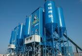 上海华建HZS120型混凝土搅拌站