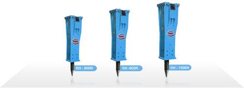 泰戈R系列适配JCB 3CX, 凯斯580K两头忙挖机系列高清图 - 外观