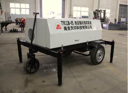 南京天印TYKSJB-05型拖泵高清图 - 外观