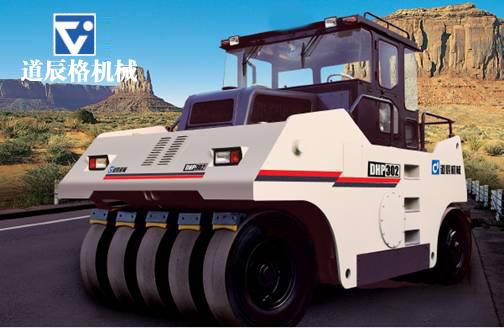 道辰格DHP262/DHP302型轮胎压路机高清图 - 外观