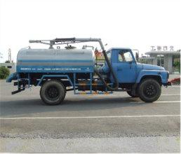 内蒙古北方重工BZ5100GXE/BZ5101GXE/BZ5092GXE型吸粪车高清图 - 外观