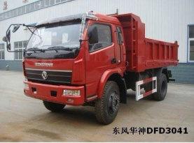 内蒙古北方重工华神 DFD3042G1自卸车