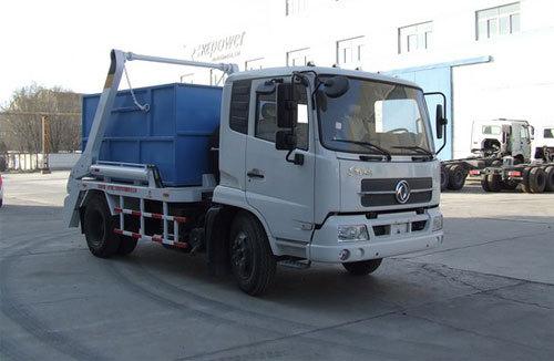 内蒙古北方重工BZ5120ZBB摆臂式自装卸垃圾车