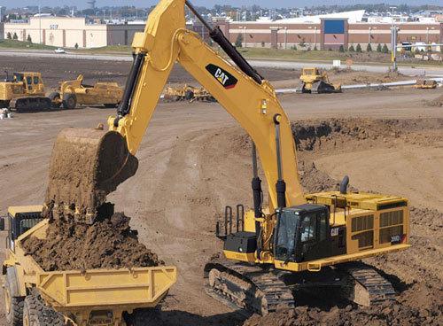 卡特彼勒390D/390DL液壓挖掘機