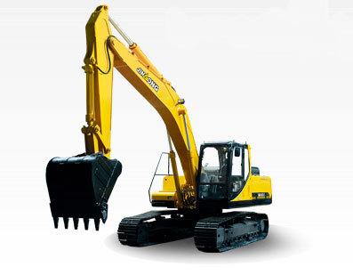晋工JGM923-LC挖掘机