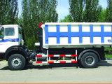 内蒙古北方重工BZ5160ZXX型14吨车厢可卸式垃圾车