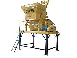 扬工JS750强制式混凝土搅拌机