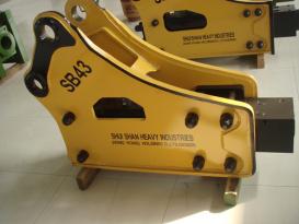 水山SSSB系列破碎锤