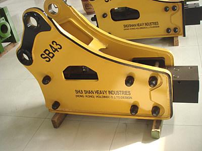 水山SSSB系列破碎錘