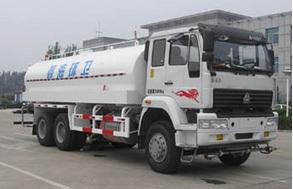 中通汽车ZTQ5250GSSZ1M43洒水车