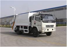 中通汽车ZTQ5120ZYSE5H38压缩式垃圾车