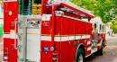 豪士科救援泵车高清图 - 外观