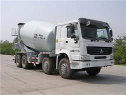 中通汽车ZTQ5310GJBZ7N36 (豪泺)搅拌运输车