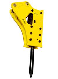 斯帕克SP-1500小型破碎锤高清图 - 外观