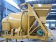 扬工JZC750锥形反转出料混凝土搅拌机高清图 - 外观