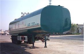 中通汽車ZTQ9340GJY加油半掛車