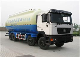 中通汽车ZTQ5310GFLS2MN45粉粒物料运输车高清图 - 外观