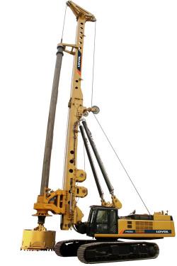 雷沃重工FR636D旋挖钻机