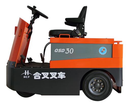安徽合叉QSD系列电动牵引车高清图 - 外观