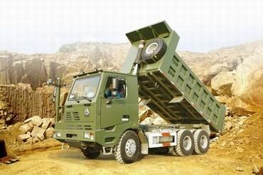 济南重汽威泺30自卸车