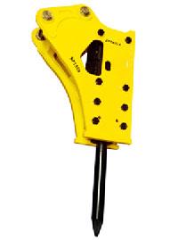 斯帕克SP-1350大型破碎锤高清图 - 外观