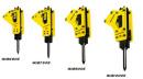 雄进WJB680S/WJB750S/WJB900S/WJB1000S三角型破碎锤高清图 - 外观
