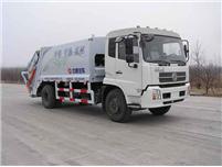 中通汽车ZTQ5141ZYSE1J45(东风)压缩式垃圾车高清图 - 外观