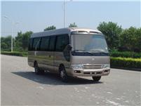中通汽车ZTQ5100XCSA3厕所车高清图 - 外观
