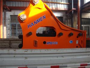 韩猛HMB 1550破碎锤高清图 - 外观