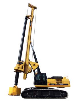 雷沃重工FR630D旋挖钻机