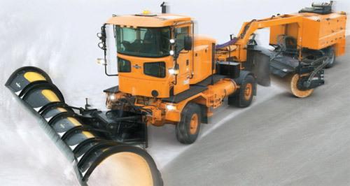 豪士科HT Tractor