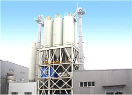 江加塔楼式干混砂浆生产设备