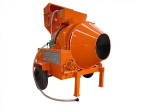 扬工RDCM-350DR柴油钢丝绳混凝土搅拌机高清图 - 外观