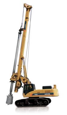 雷沃重工FR615C旋挖钻机