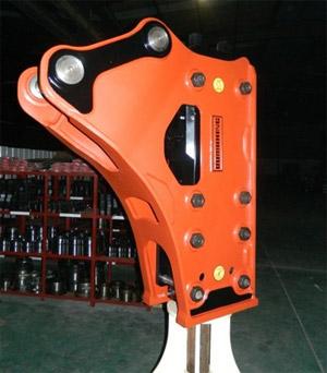 德马吉DMG140AS破碎锤高清图 - 外观