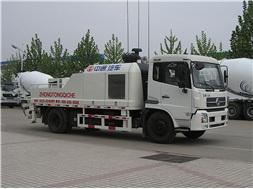 中通汽車ZTQ5127THBE車載泵