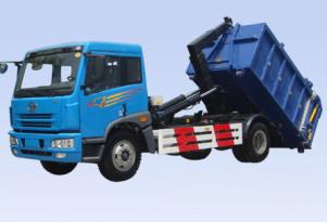 烟台海德CHD5165ZXX车厢可卸式垃圾车