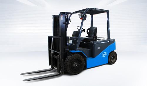 比亚迪CPD35电动平衡重式叉车高清图 - 外观