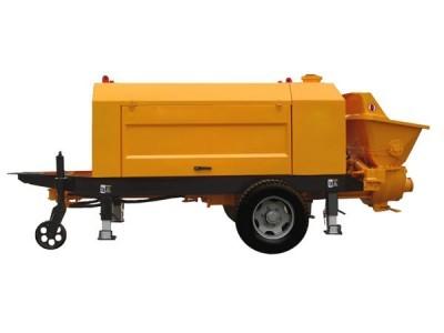 立杰混凝土输送泵