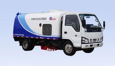 烟台海德CHD5070TSL扫路车