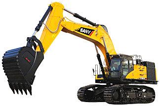 三一重工SY700H-8挖掘机